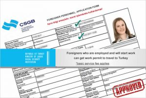 Turkish Work Permit Visa Citizenship And Immigration